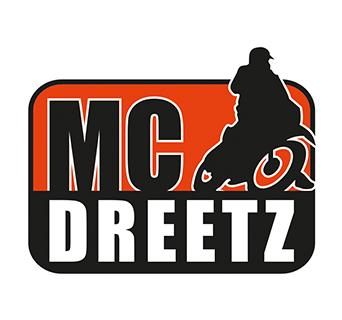 Logo MC Dreetz e.V. im ADAC